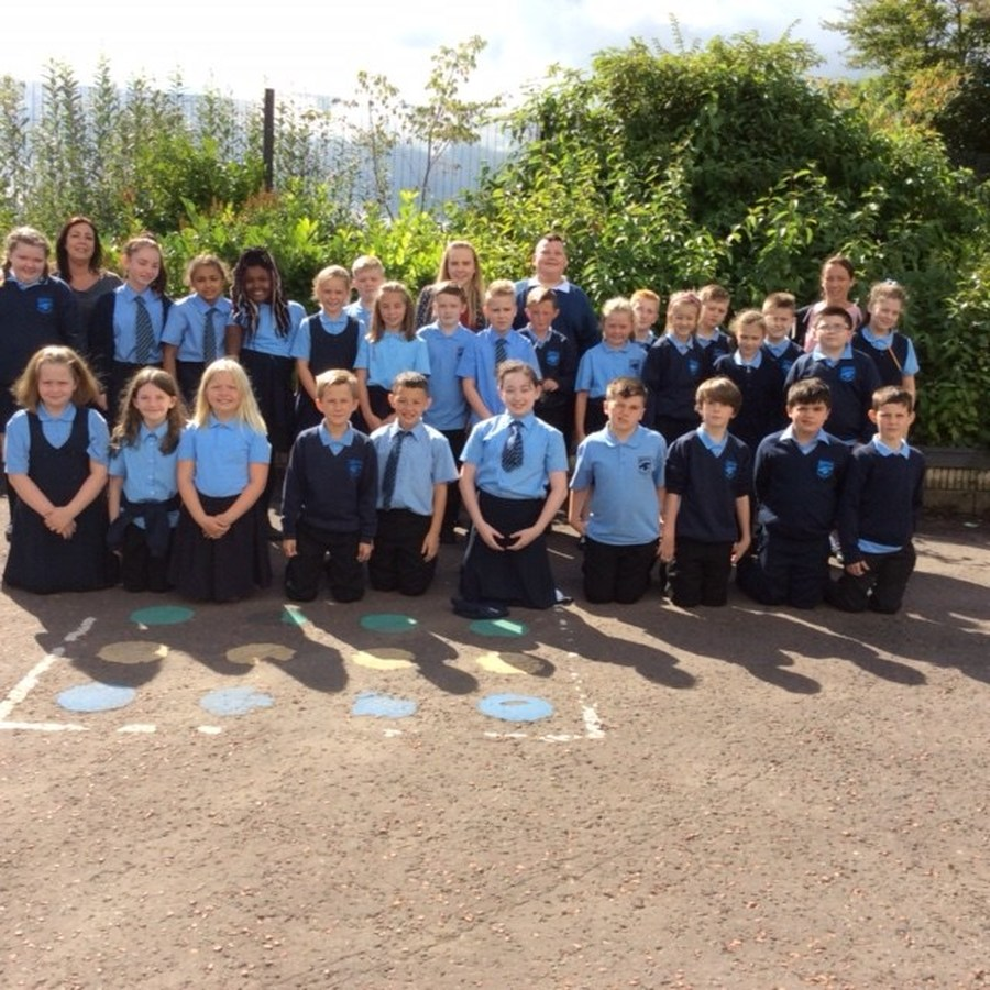 Miss McMillan's lovely class