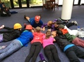 Unfortunately lightning cancelled the last activity today . . . But we can still have fun!