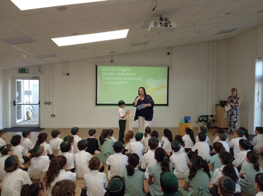 NSPCC Assembly September 2016