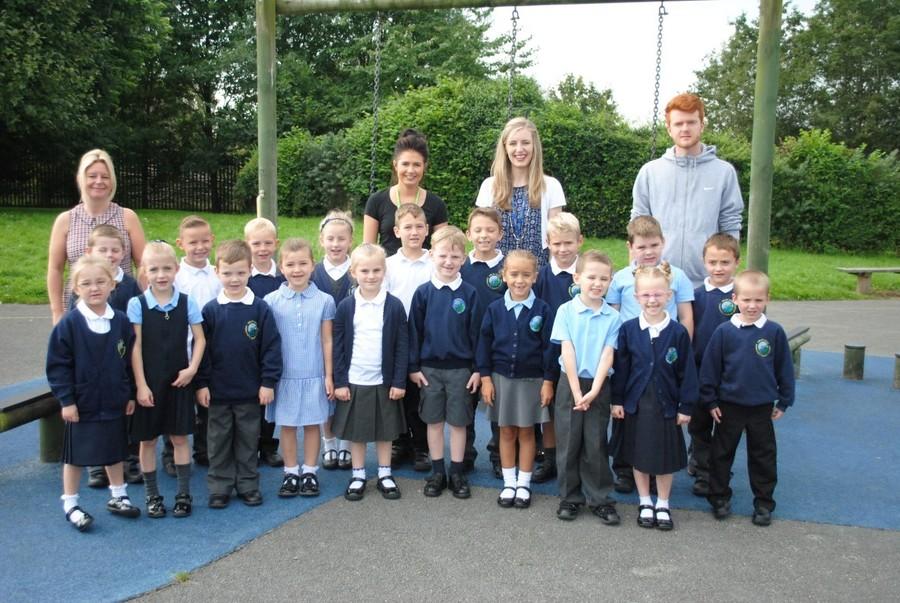 Year 2 Class 2016-2017