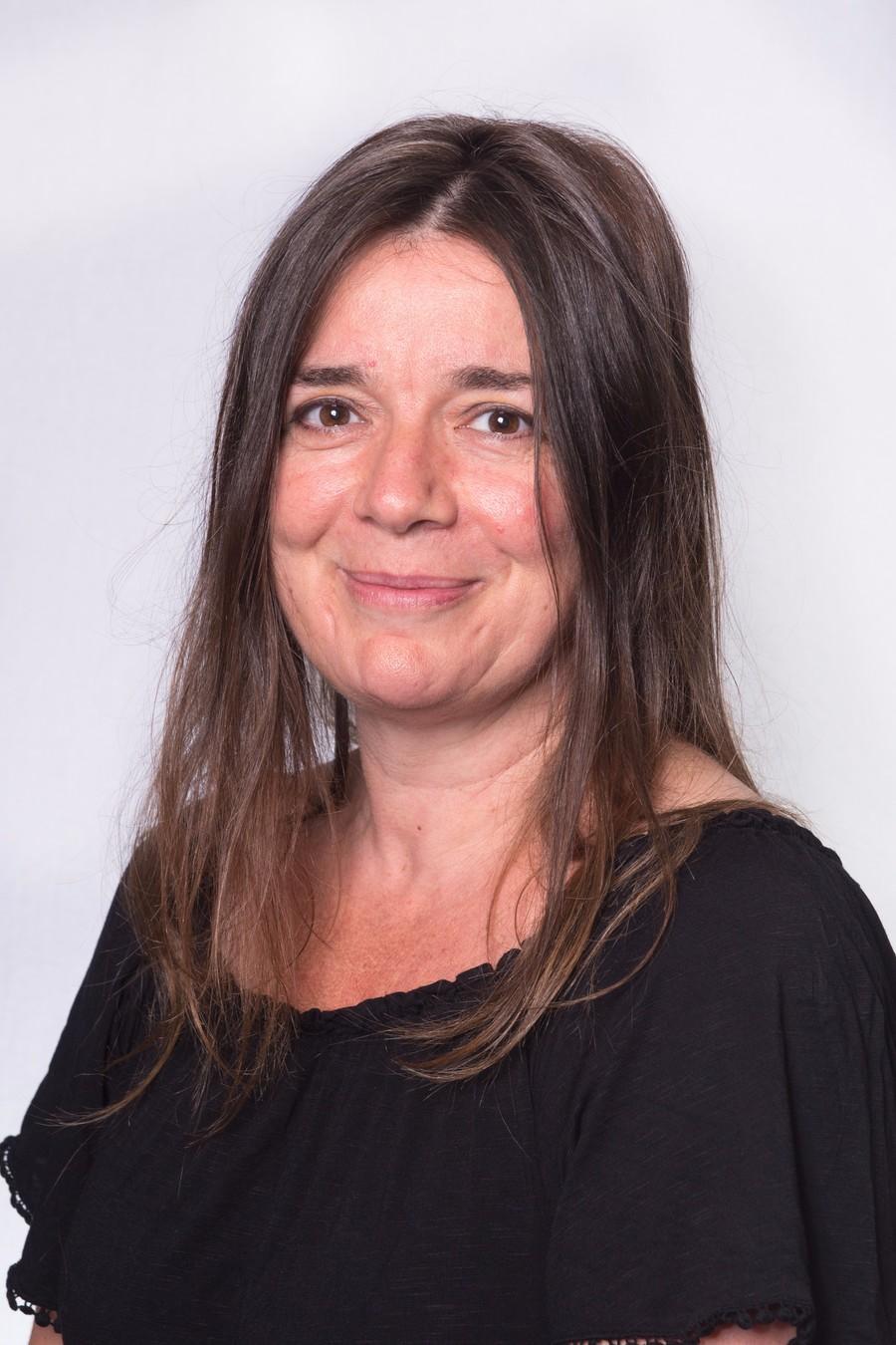 Mrs Edmunds - TA (KS2)