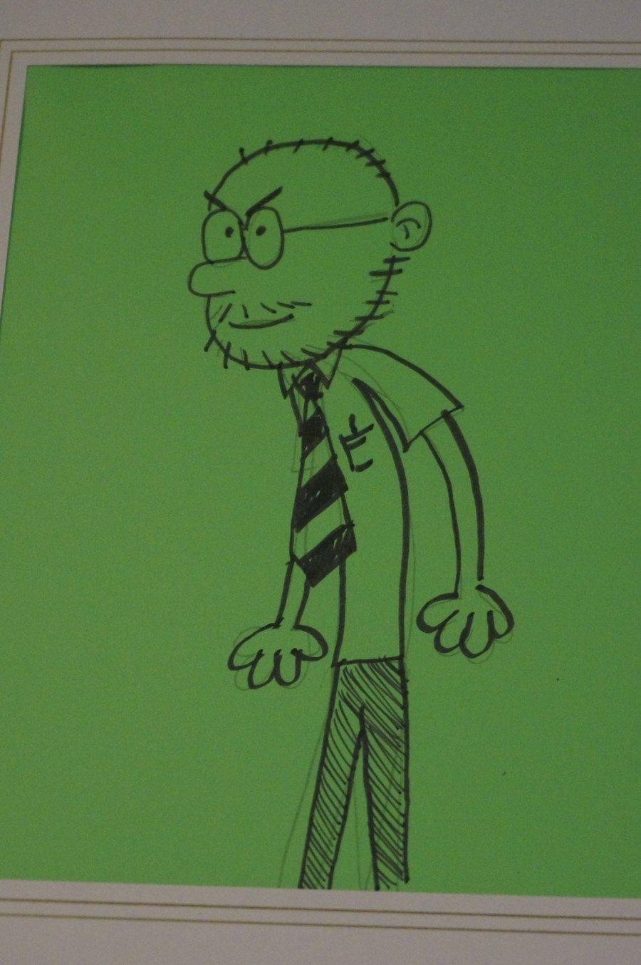 Class Teacher Mr Bowman