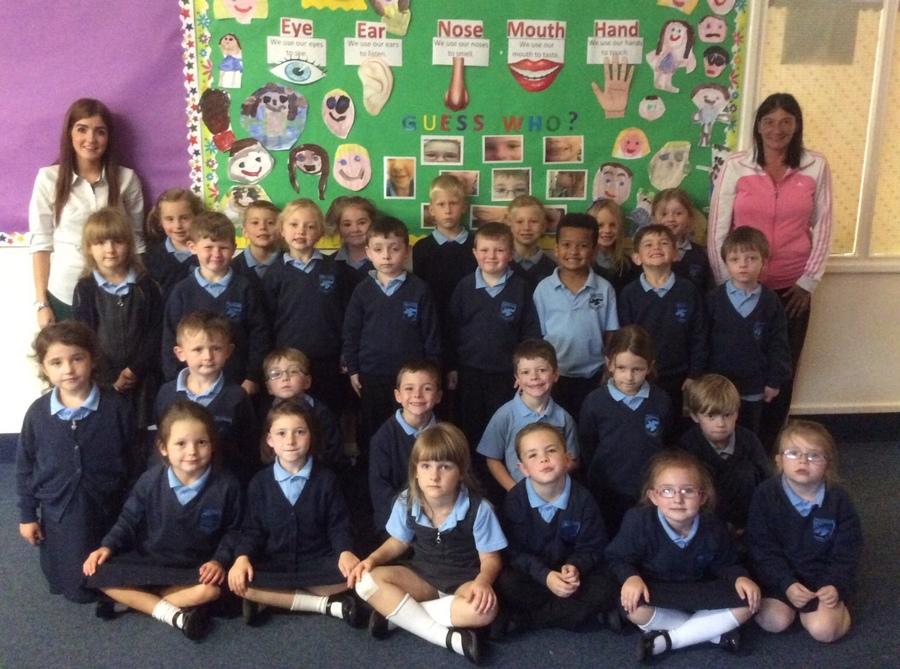 Miss Davis's Class