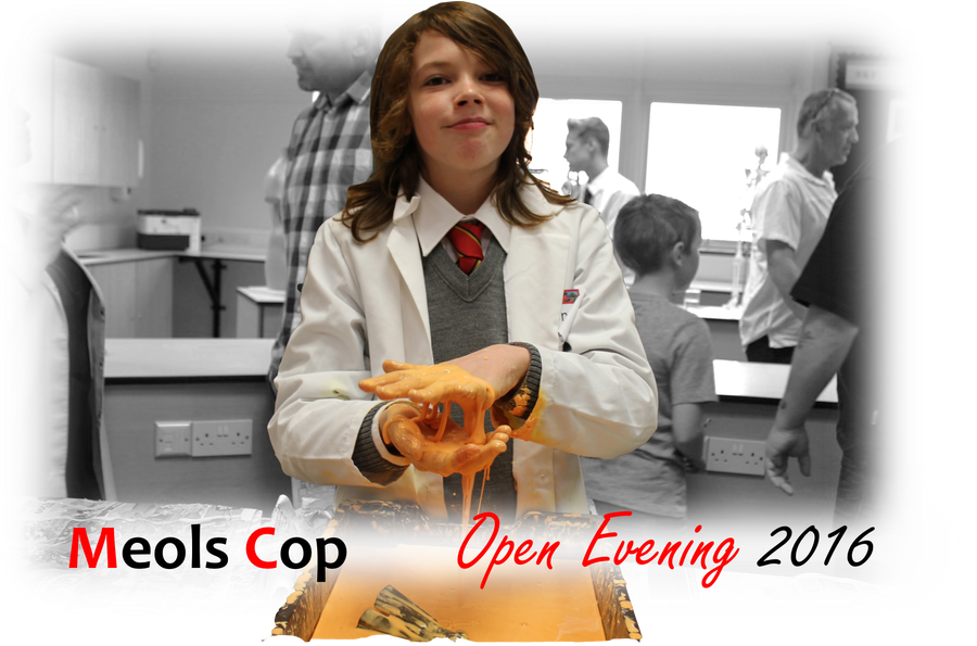 Take a look at some images from last year's Open Evening event.