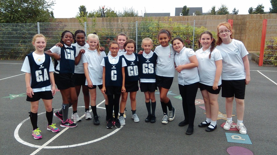 Well done to our Netball team with a narrow 6-5 victory over Hollin.