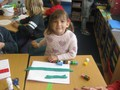 We used play-dough in maths