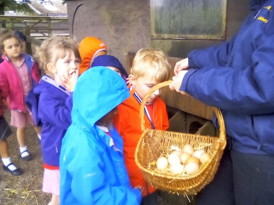 Hesketh Farm Trip 2016
