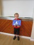 Noah got a special mention for his lovely painting of the London Eye