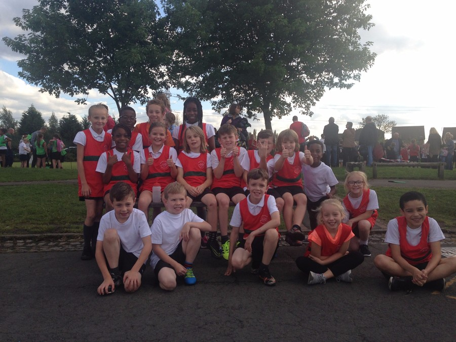 Well done to our cross country team.