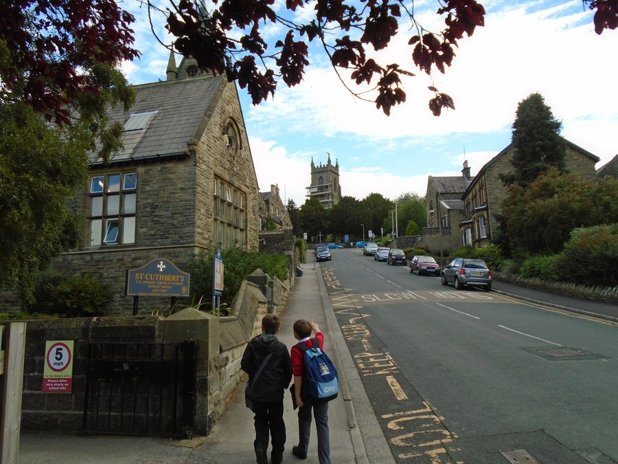 Nidderdale Trip to Pateley Bridge Sept 2016