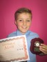 Year 6<p>Lucus - for fantastic maths work and a mature Year 6 attitude.</p>