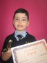 Year 2<p>Alfie - for a great start to Y2 and excellent maths work</p>