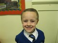 Year 1<p>Luke - for being a fantastic role model, always displaying sensible behaviour.</p>