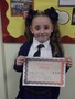 Year 3<p>Lola - for superb effort in every task and always pushing herself to improve.</p>