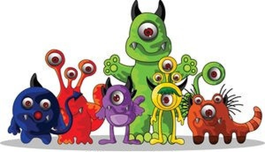 Toys and Monsters