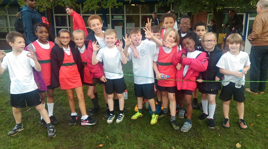 Well done to our cross country team, performing very well again at Alkrington.