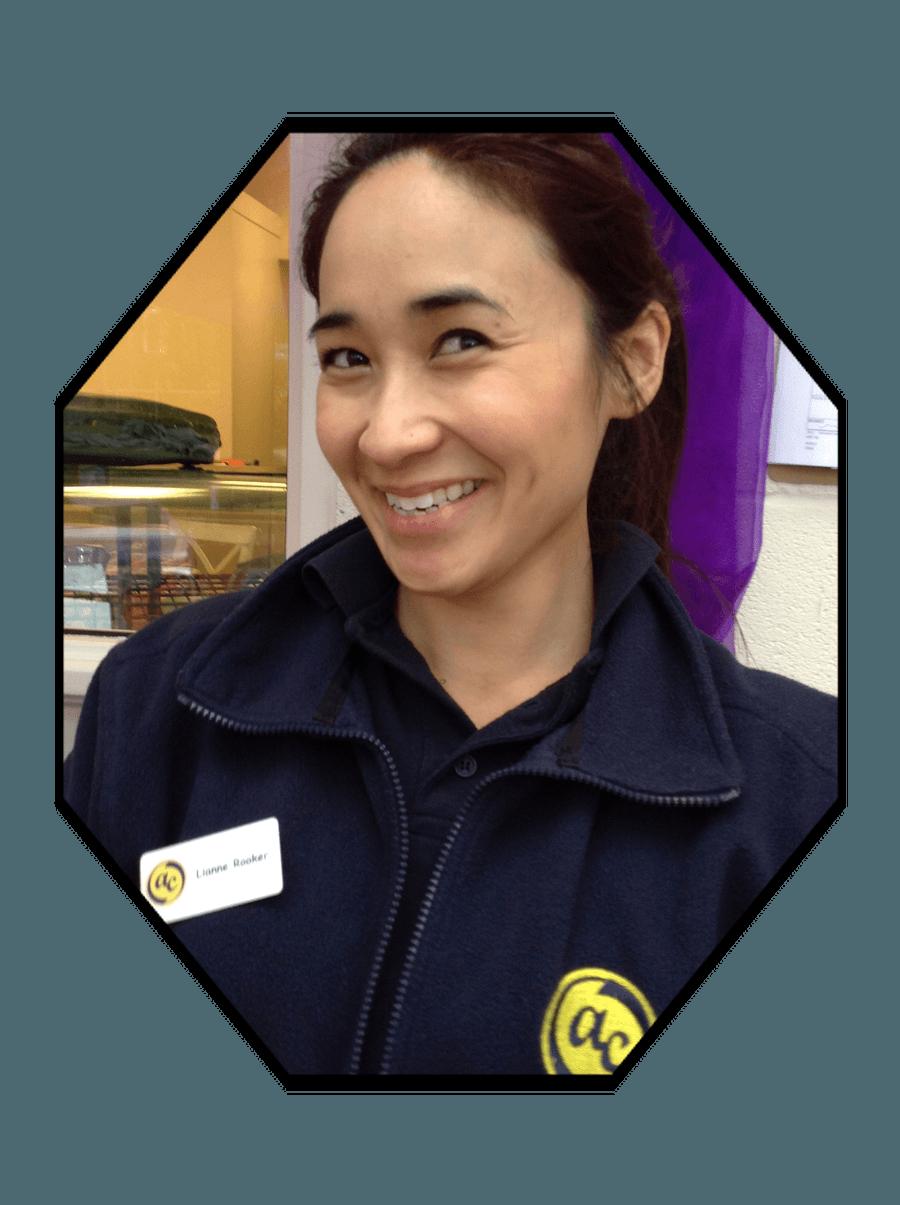 Lianne Rooker-Nursery teacher