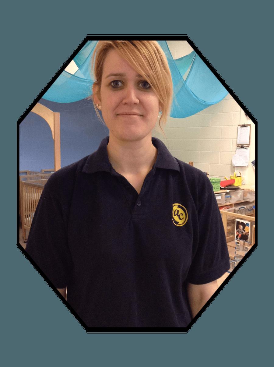 Rebecca Madi-Nursery Officer