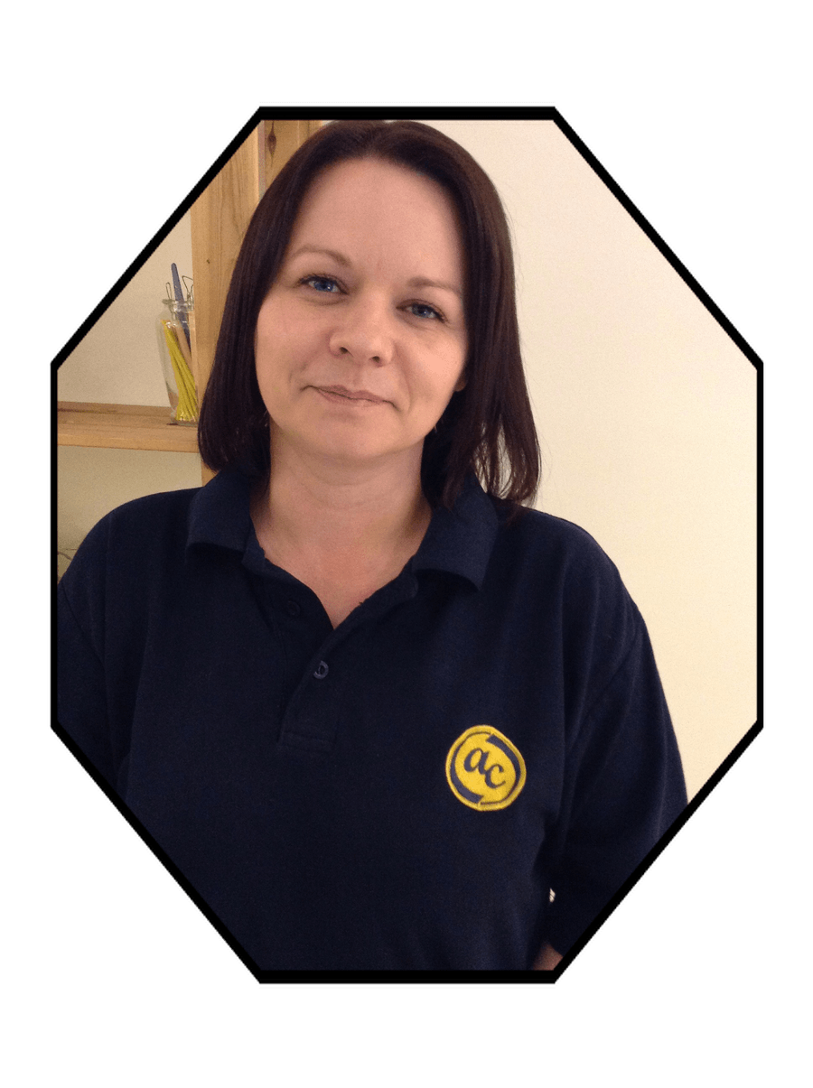 Amanda Wright-Senior Nursery Officer