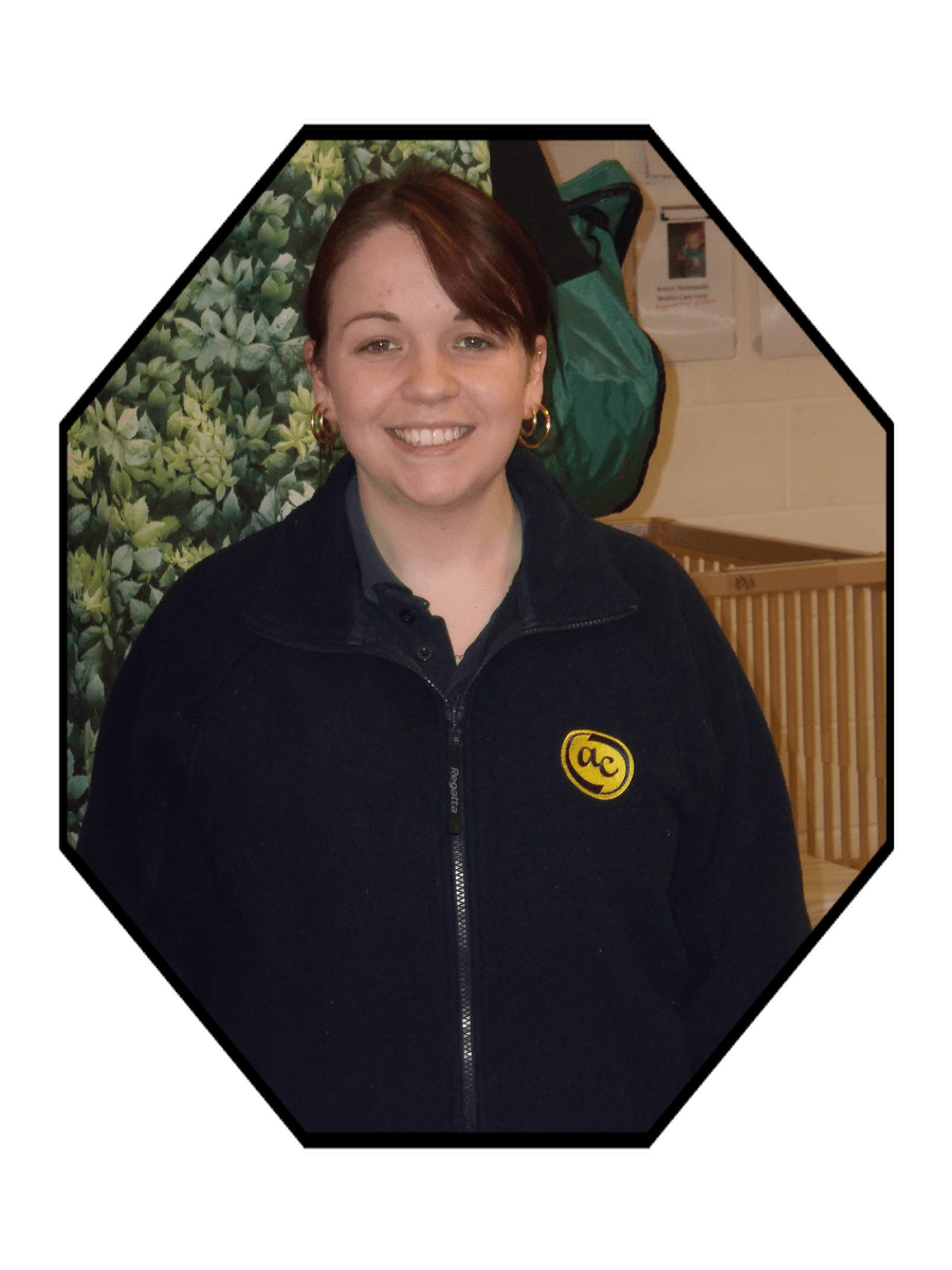 Stacey Oliver -Nursery officer SEND