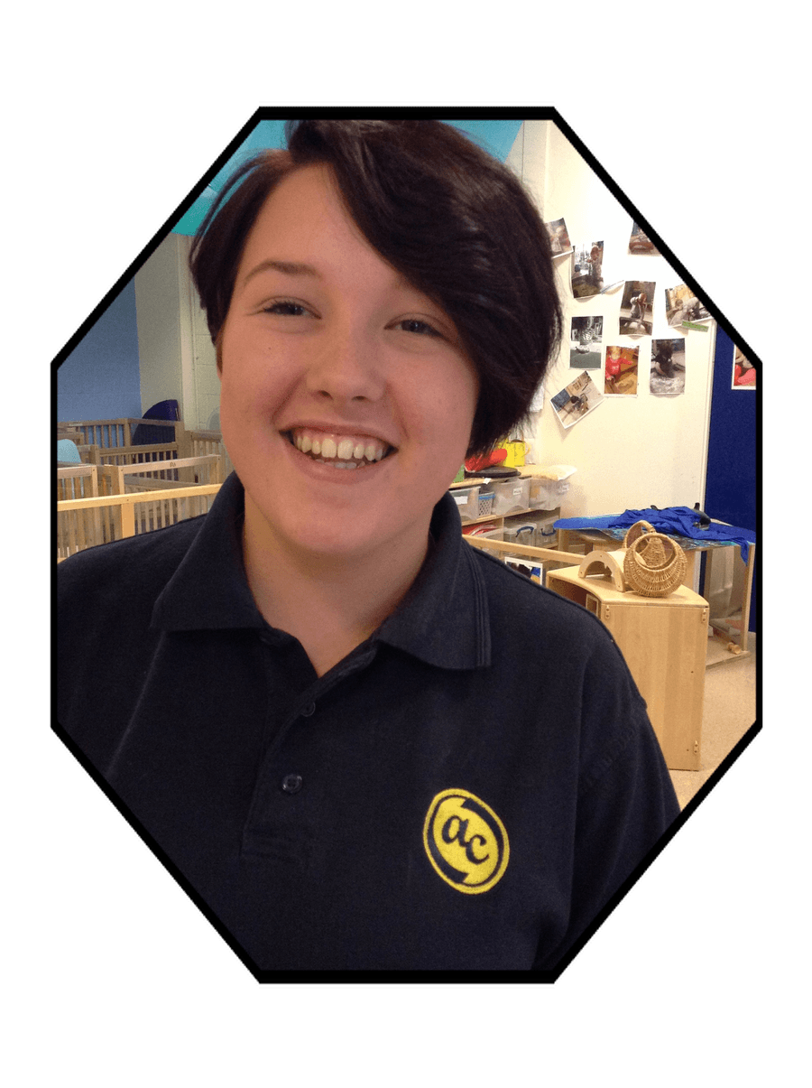 Emily Lane-Nursery Officer