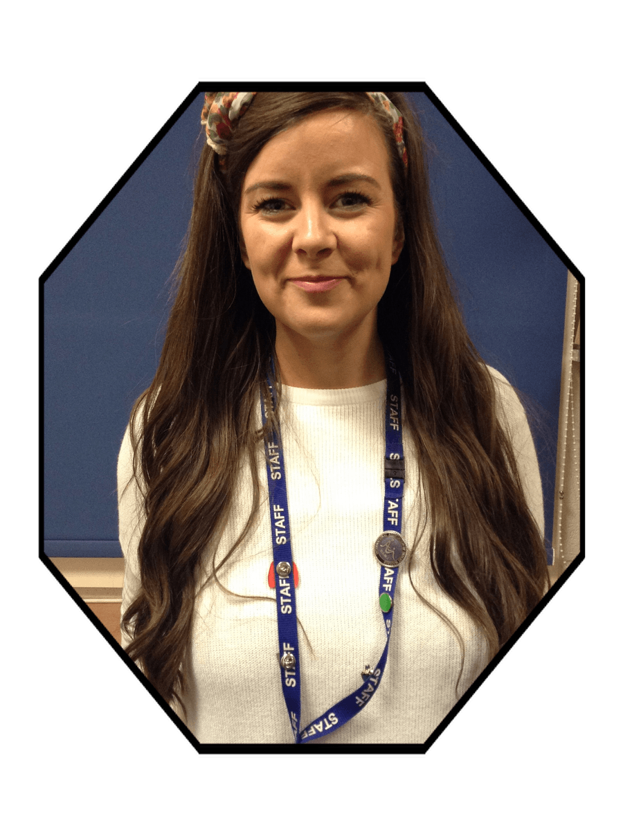 Hayley McNutt-Groups Co-ordinator