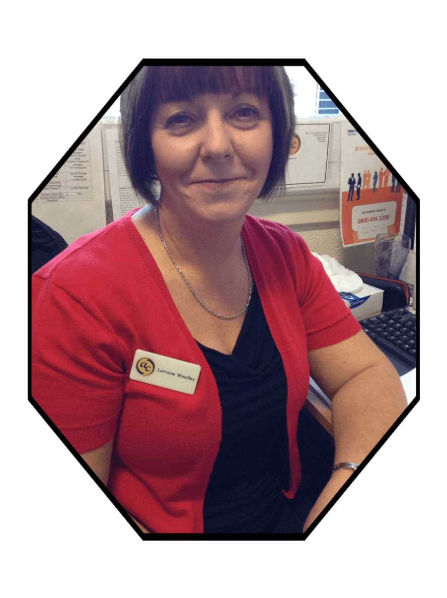 Lorraine Woodley-Office Manager