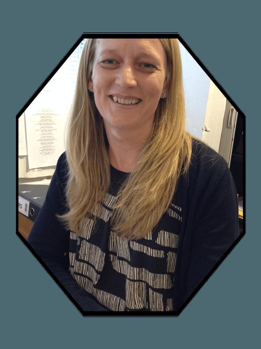 Sarah Kingham-Admin Assistant
