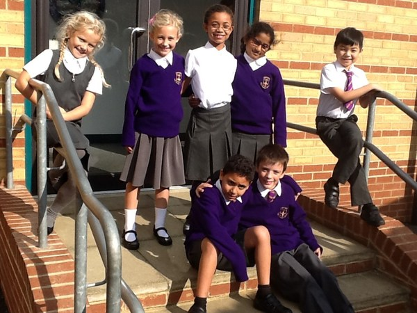 Aldrington CE Primary School - Uniform