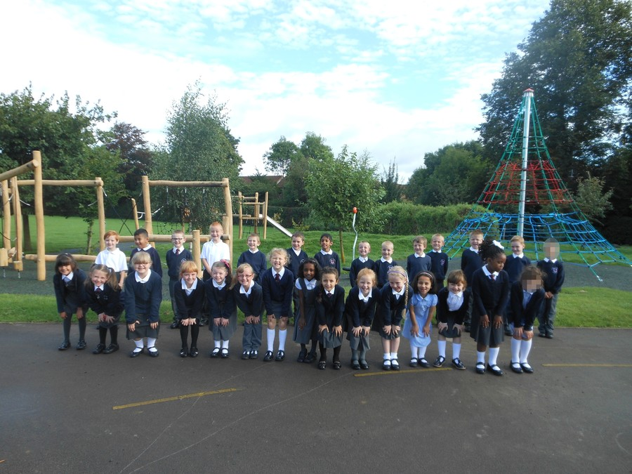 Miss Bailey's Year Two Class