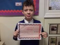 Year 5<p>Gabriel - for being a wonderful teacher to others and supporting them with roman numerals.</p>