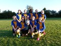 Year 7 Football District 5th Place