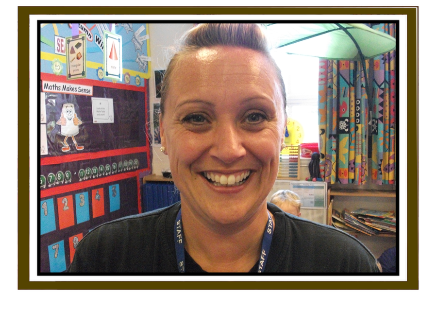 Mrs Machin - Year 3 teacher (3 days),  PE co-ordinator