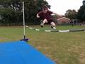Athletics practise