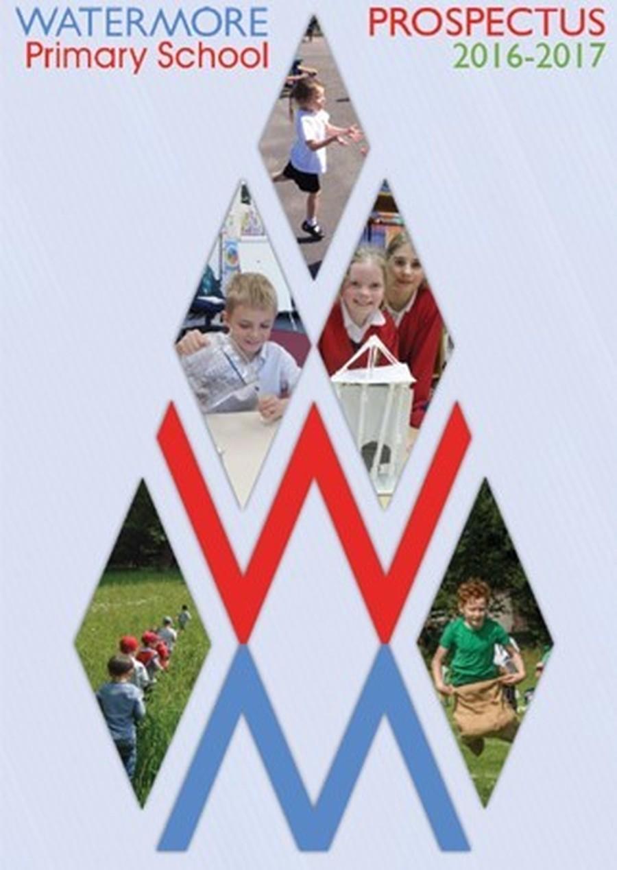 Kingfisher Calendar Design : Watermore primary school prospectus