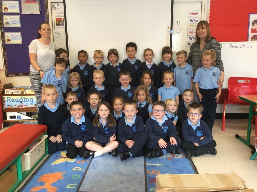 Mrs Smyth's Class