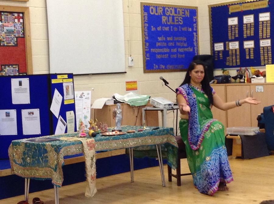 Hindu workshop
