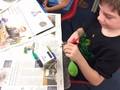 Producing Balloon Powered Vehicles