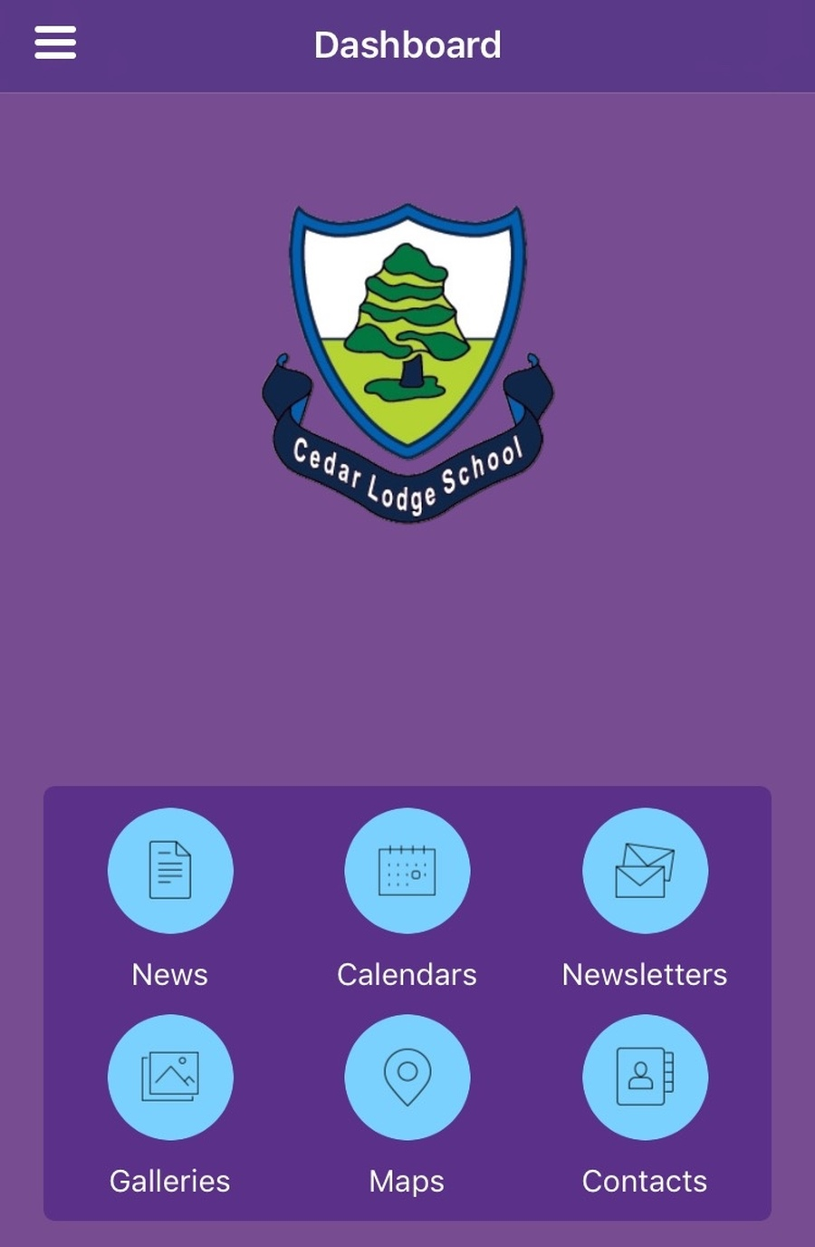 Download our new school app to stay up to date with events, dates and news.