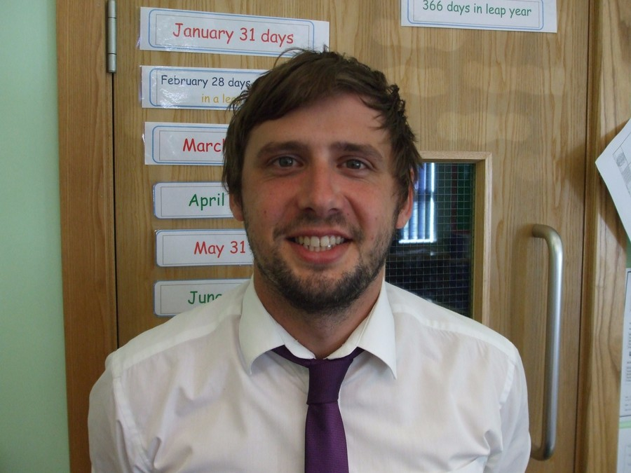 Aaron McDonagh (Staff Governor) - Teaching and Standards Committee
