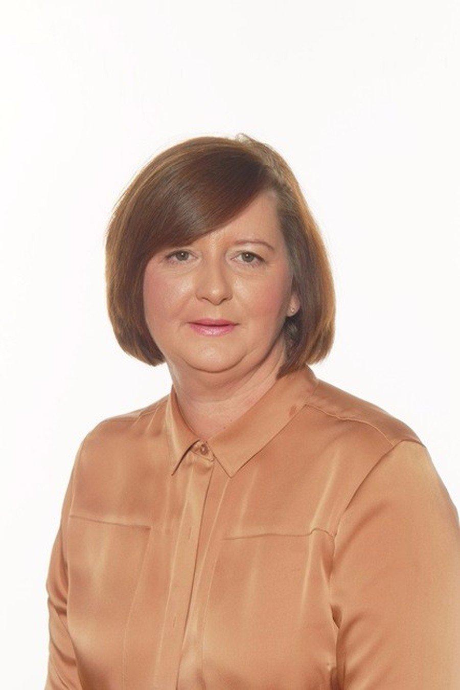 Paula Partridge - Admin