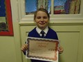 Year 5<p>Ruby - for a massive improvement and brilliant dedication in cross country.</p>