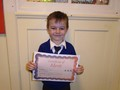 Year 2<p>Ethan - for showing his talent and helping others in a PE lesson</p>