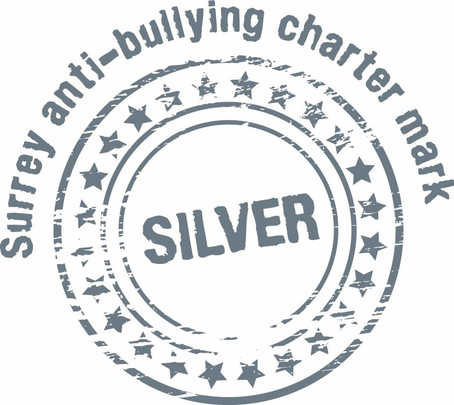 We were awarded the Silver charter mark in Anti-Bullying in recognition of our work in promoting a safer learning environment in March 2016.