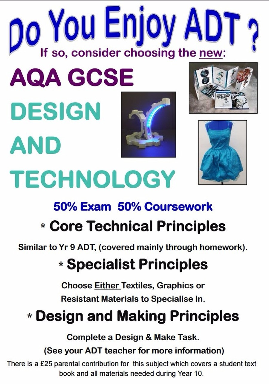 South charnwood high school art design technology all of the recipes used in food technology classes throughout years 7 8 and 9 are included and more a copy of the recipe book can be downloaded here forumfinder Gallery