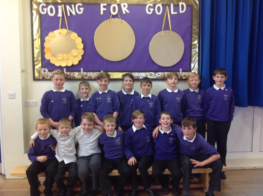 Year 5/6 Football Teams