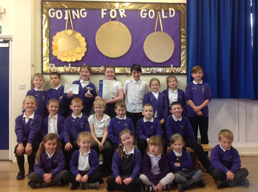 Gold Medals Winners 5th November