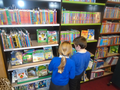 Attendance and Punctuality winners visit bookstore