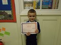 Year 2<p>Krystian - for working hard in the winning team at the matball competition.</p>