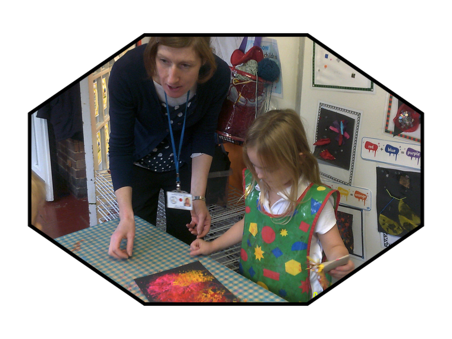 Mrs Williams, Teaching Assistant in Year 1